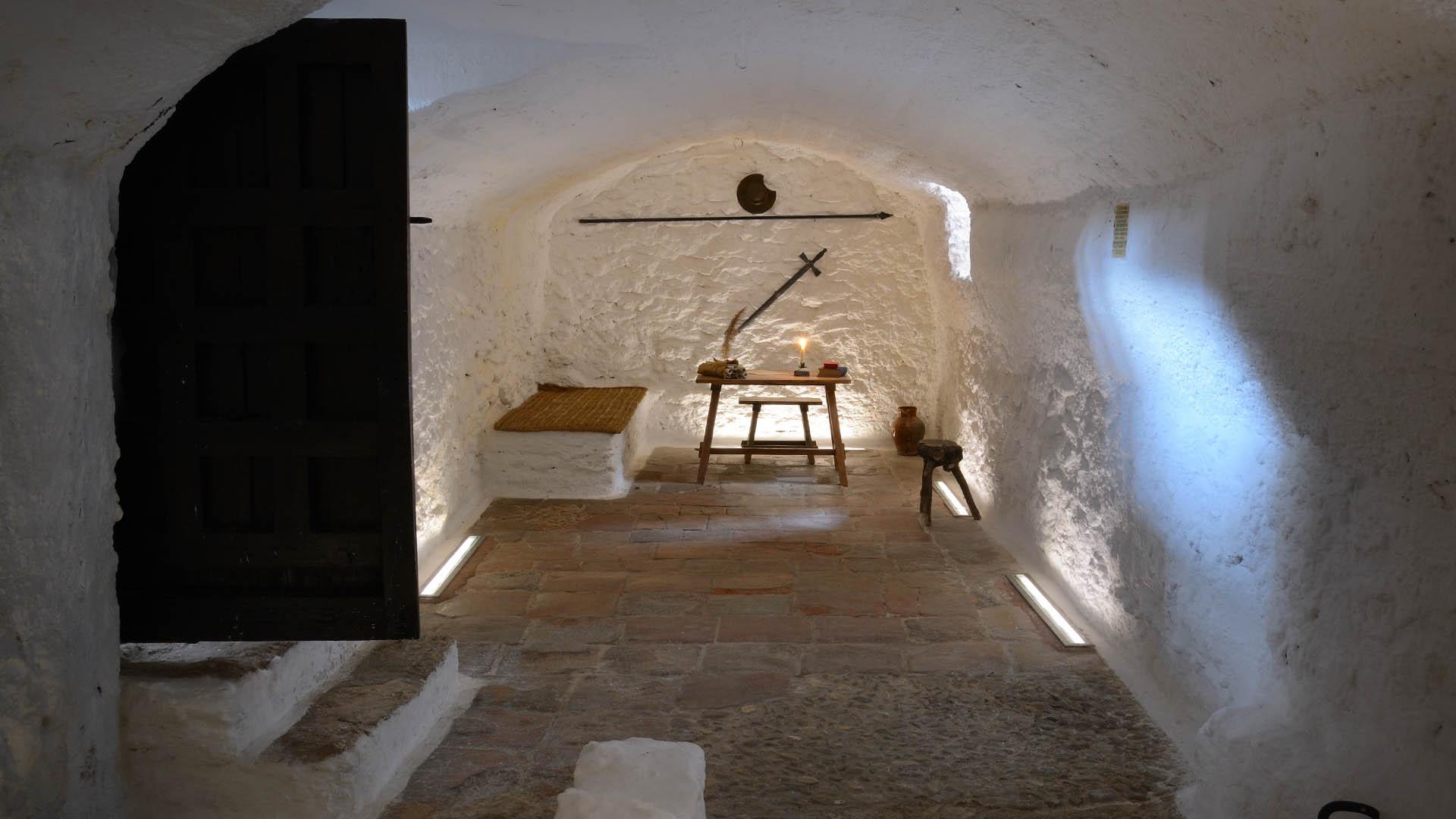 Casa Rural_Cueva de Medrano_Rufino Pardo