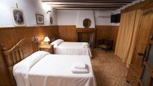 Dormitorio_02_Casa Rural Quijote y Sancho_Rufino Pardo