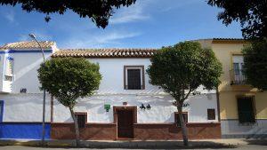 Fachada_Casa Rural Quijote y Sancho
